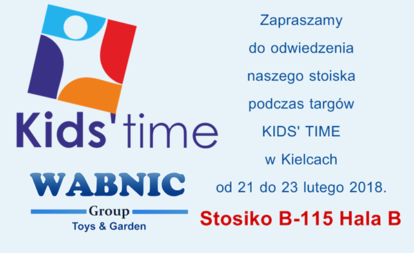 KIDS TIME KIELCE 2018