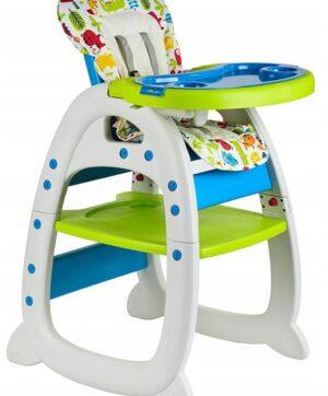 Krzesełko do karmienia zestaw 3w1